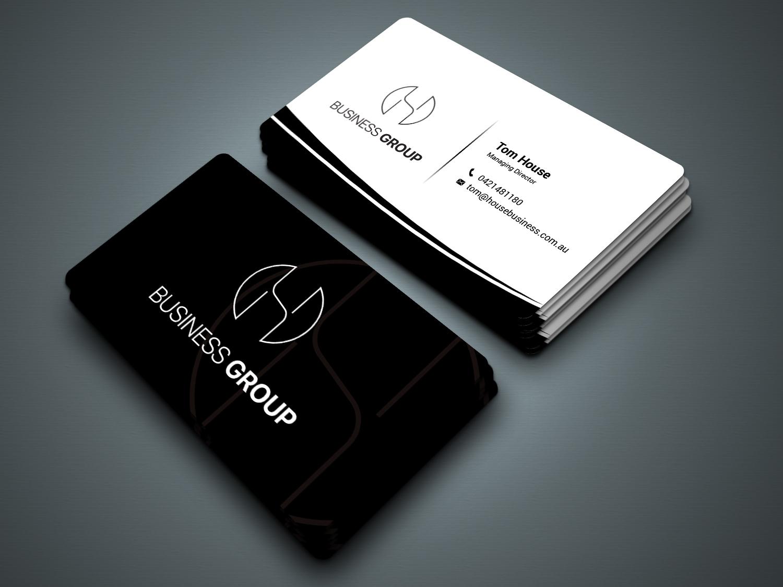 Design De Carte Visite Haut Gamme Moderne Business Pour Compare Invest Pty Ltd En Aux Australia