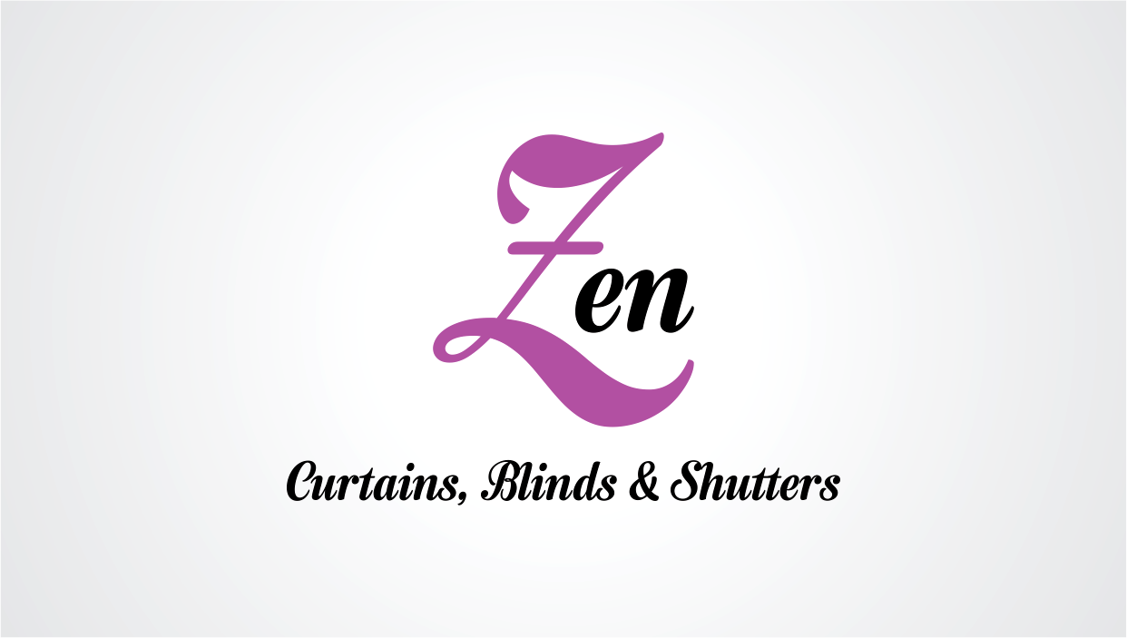 Logo Design by Dream Graphicex for Zen Curtains & Blinds | Design #14410167