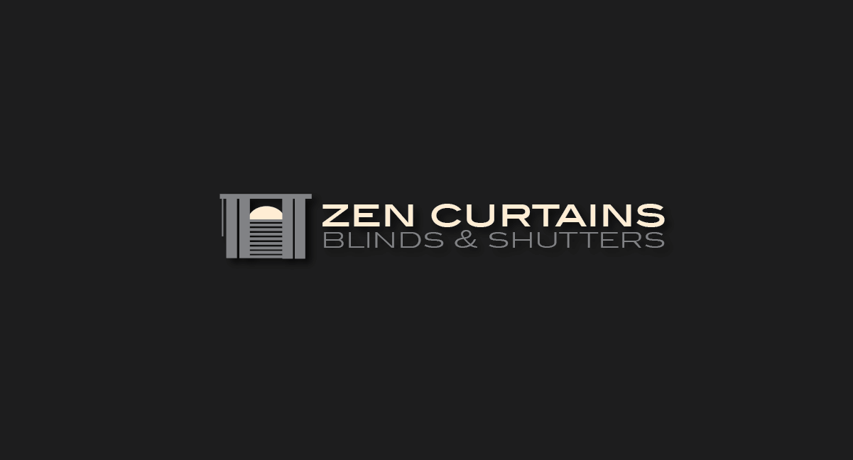 Logo Design by jizzy123 for Zen Curtains & Blinds | Design #14409811
