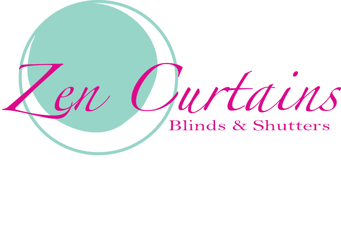 Logo Design by oky.triwbw for Zen Curtains Blinds logo - Design #