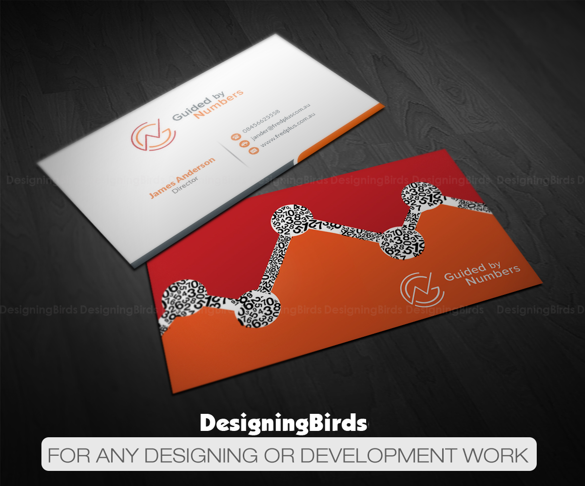 281 bold business card designs market research business card business card design by designing birds for this project design 14499892 reheart Images