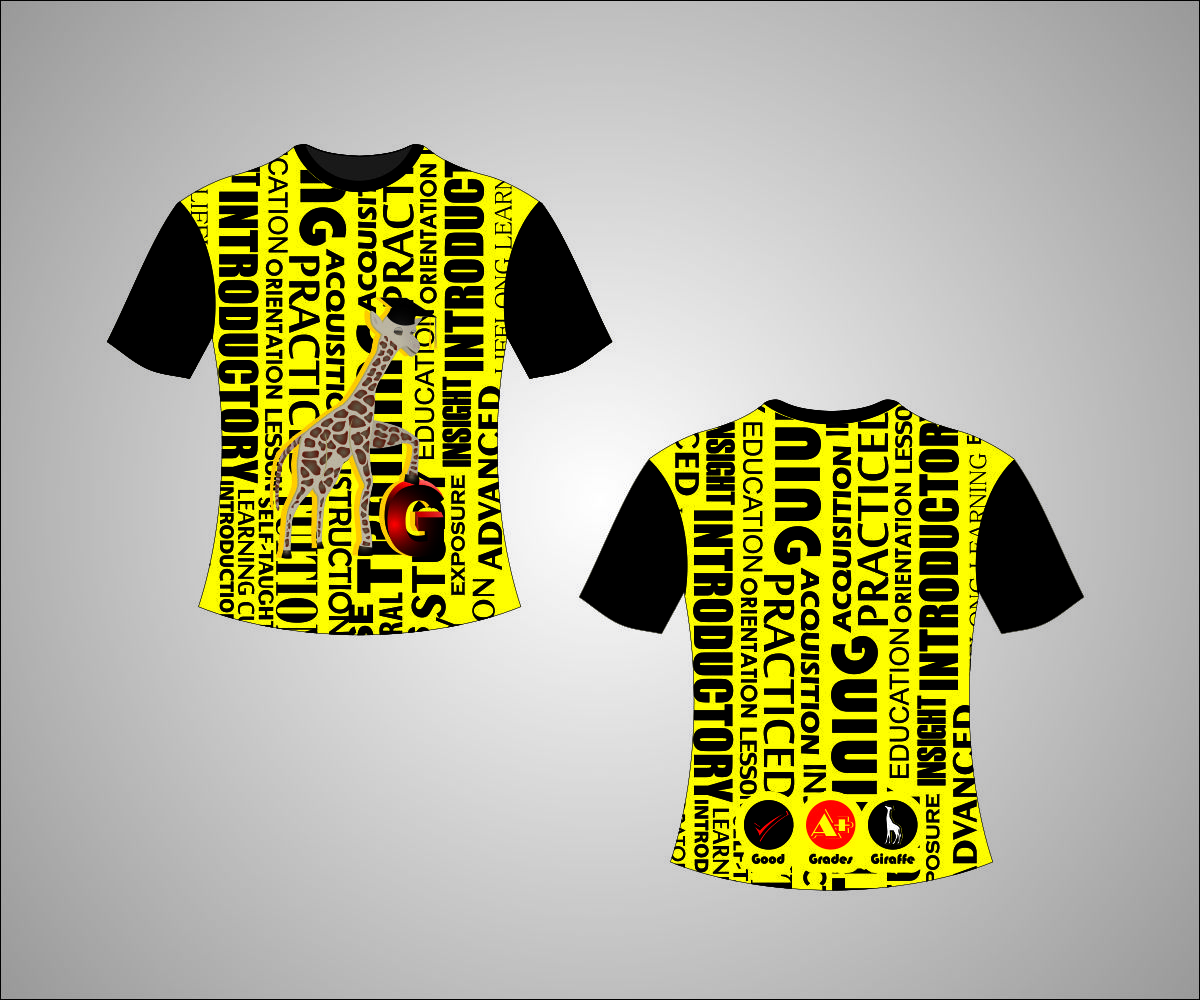 Education T Shirt Design For A Company By Creator Design