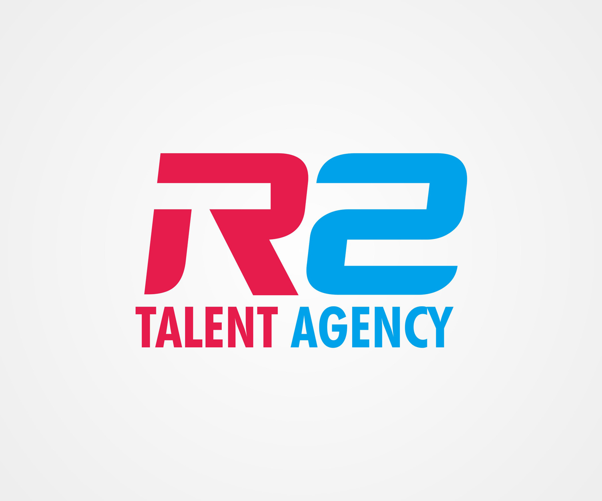 42 modern bold ad agency logo designs for r2 talent a ad for Ad agency in usa