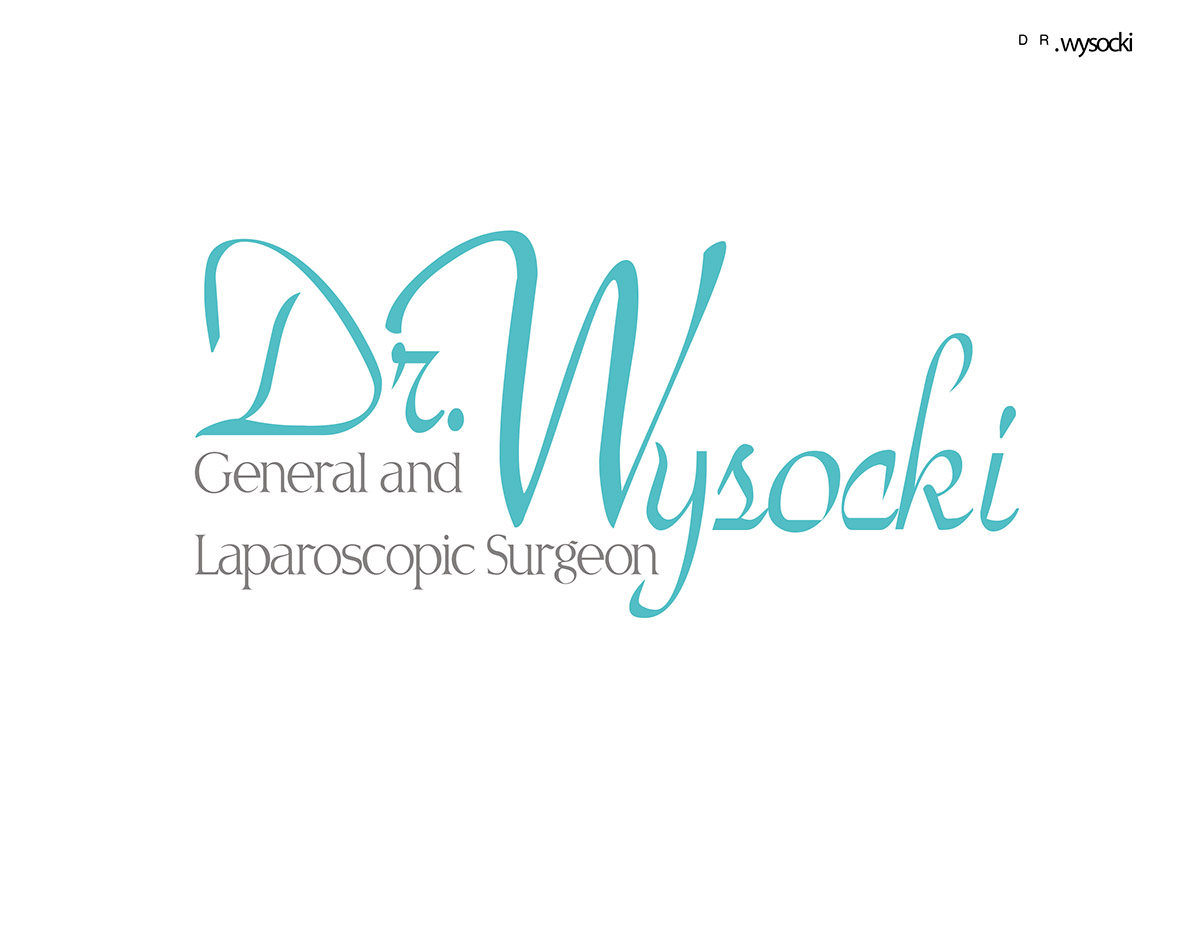 Modern Professional Health Care Logo Design For Dr Peter Wysocki General And Laparoscopic Surgeon By Trdebose Design 14630056