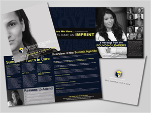 Brochure Design by Callie Beatrice 2013 - Brochure