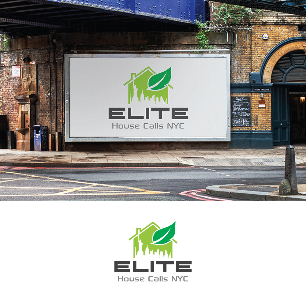 Elegant, Modern, Health And Wellness Logo Design for Elite House