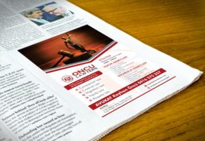 Newspaper Ad Design by ecorokerz