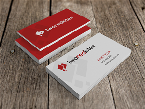 44 modern business card designs software business card design business card design by hypdesign for 2 red kites design 2572044 reheart Image collections