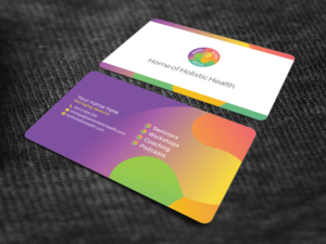 250 elegant business card designs life coaching business card business card design by sandaruwan for home of holistic health design 14774860 colourmoves