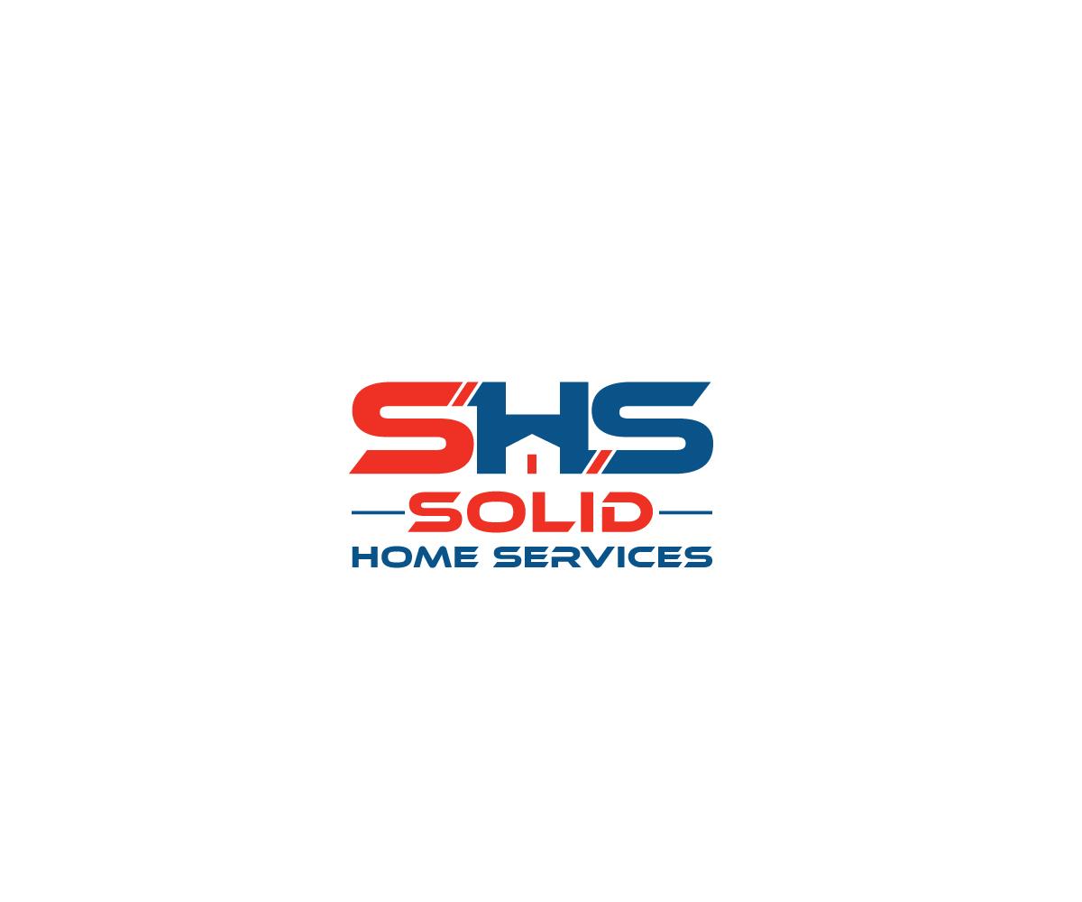 Elegant, Playful, Business Logo Design for Solid Home Services by ...