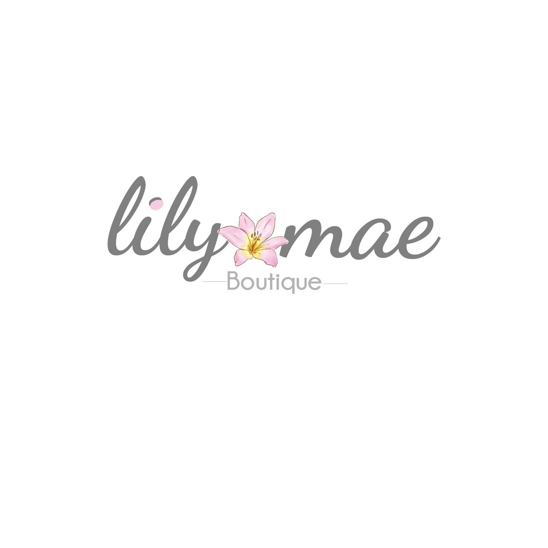 Feminine Elegant Fashion Logo Design For Lily Mae Boutique In United Kingdom 14610242