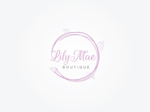 Logo Design By Designs 2019 For Lily Mae Boutique 14610929