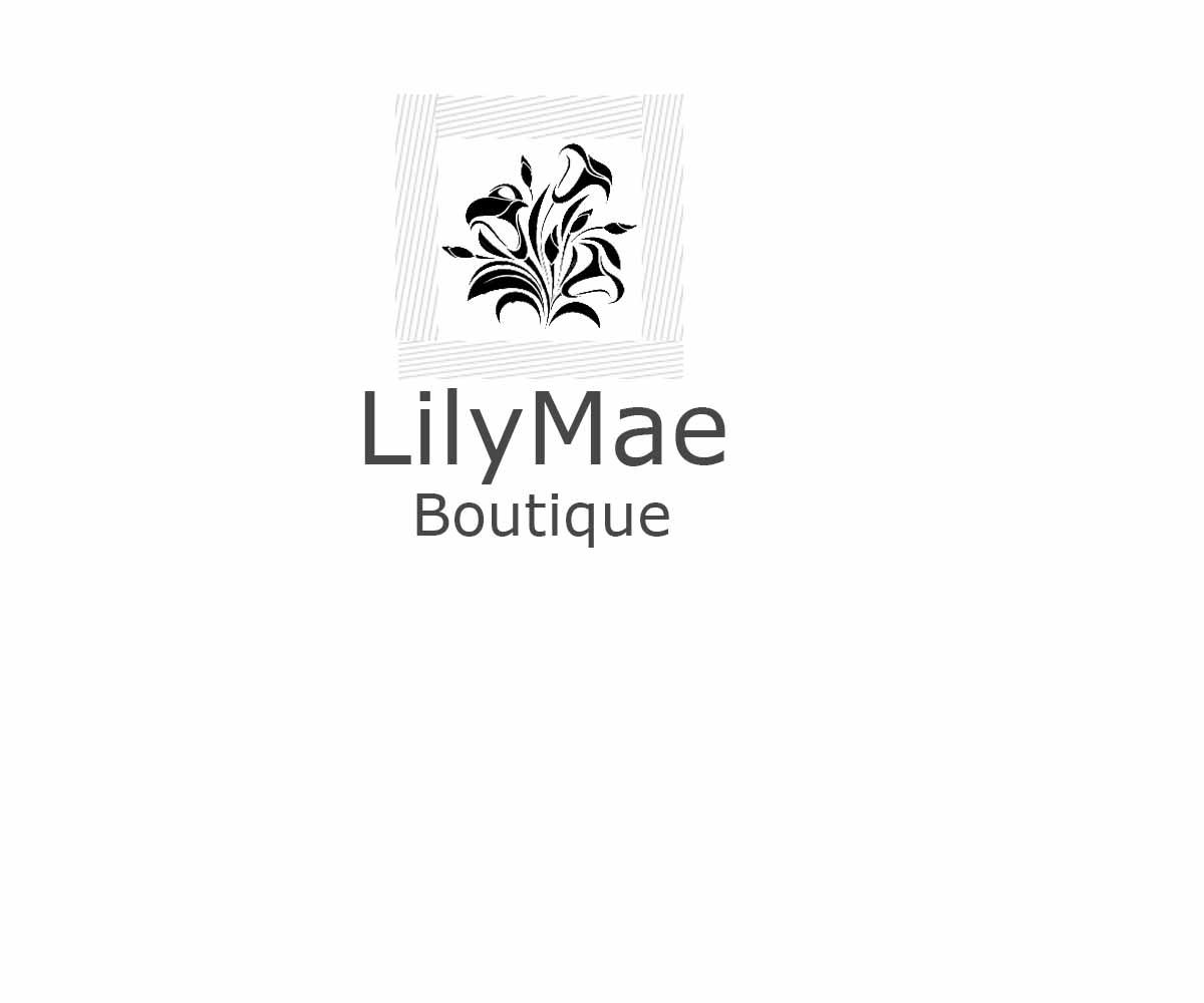 Feminine Elegant Fashion Logo Design For Lily Mae Boutique In United Kingdom 14623388