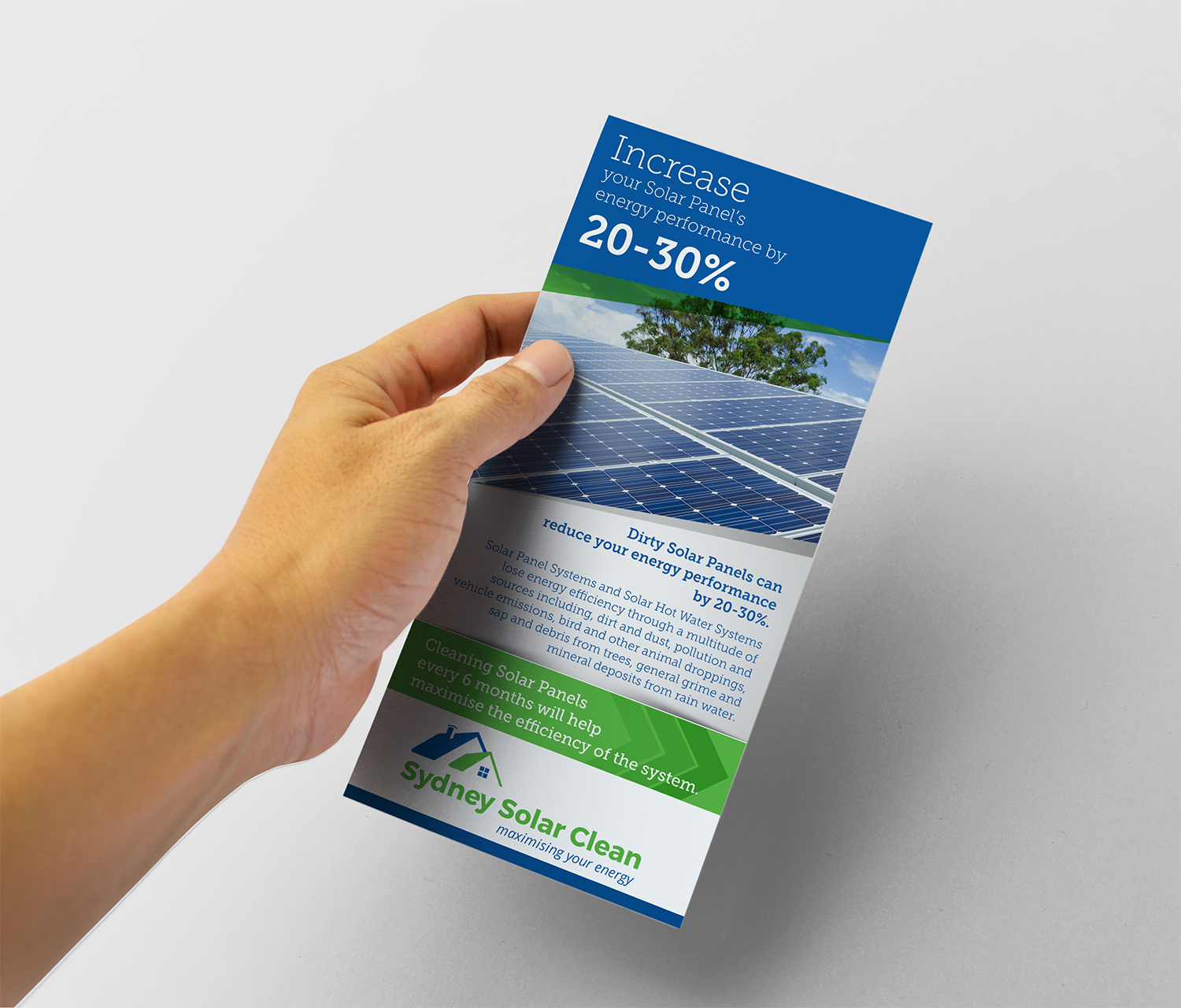 modern professional business flyer design for a company by akshar