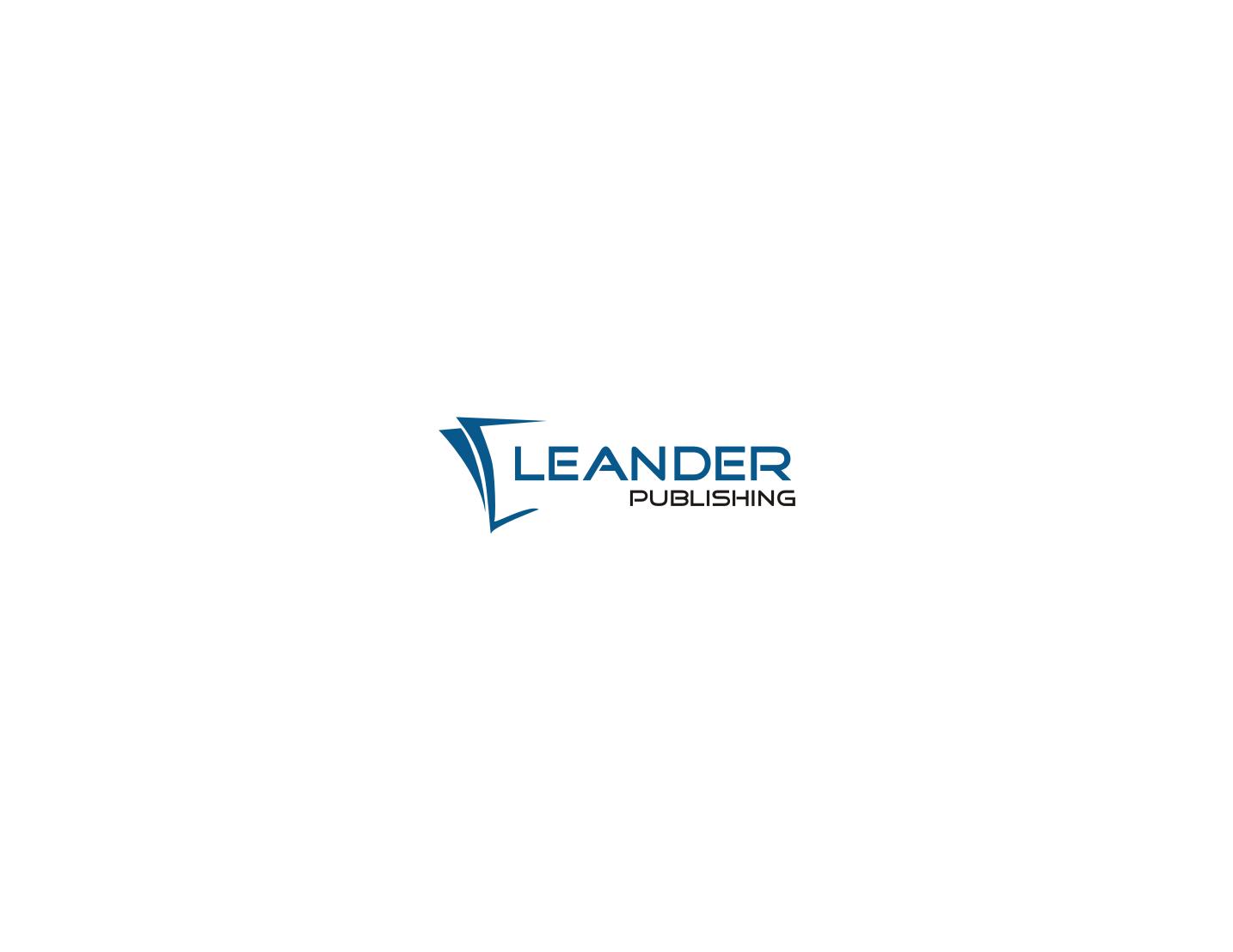 Professional Serious Book Publisher Logo Design For Leander