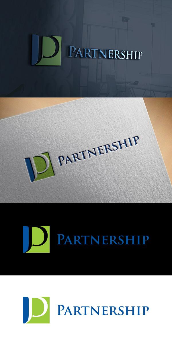 elegant modern professional service logo design for jd partnership by king solangi design 14701777 designcrowd