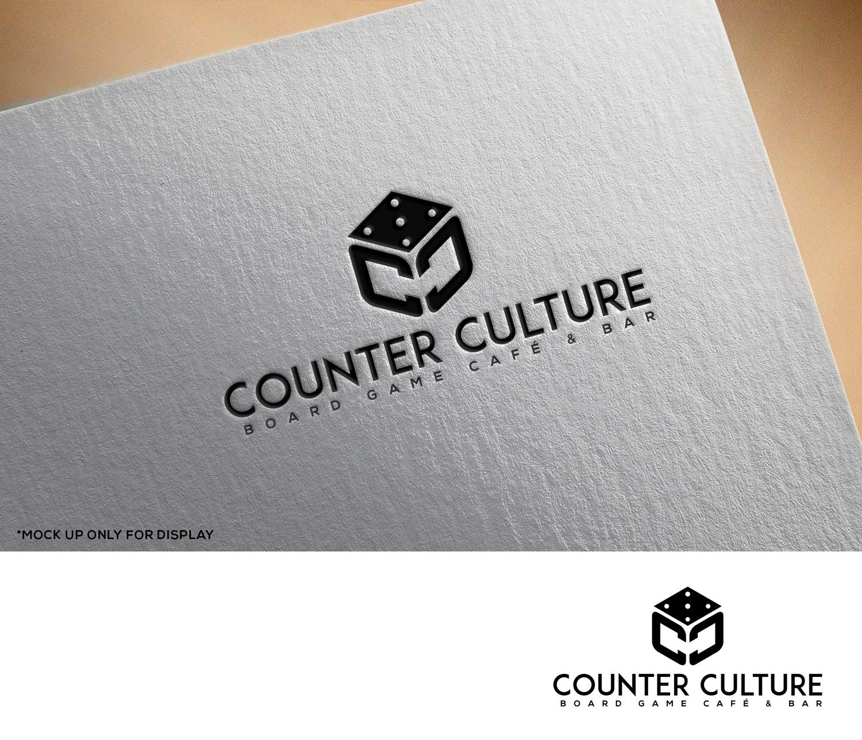 Bold, Playful, Cafe Logo Design for Counter Culture (large) Board ...