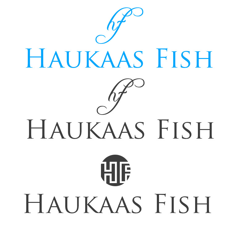 Law firm logo design for haukaas fish by jeet roy design for Fish law firm