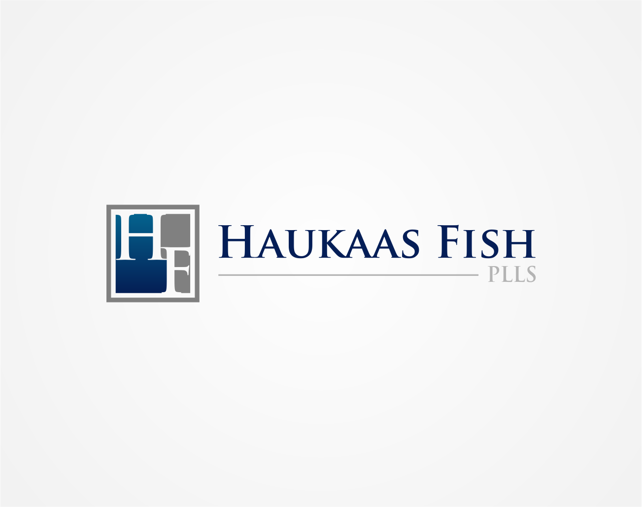 Law firm logo design for haukaas fish by tedesign design for Fish law firm