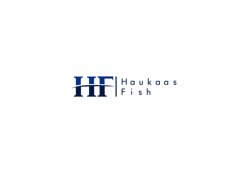 Law firm logo design for haukaas fish by ronny bronco for Fish law firm