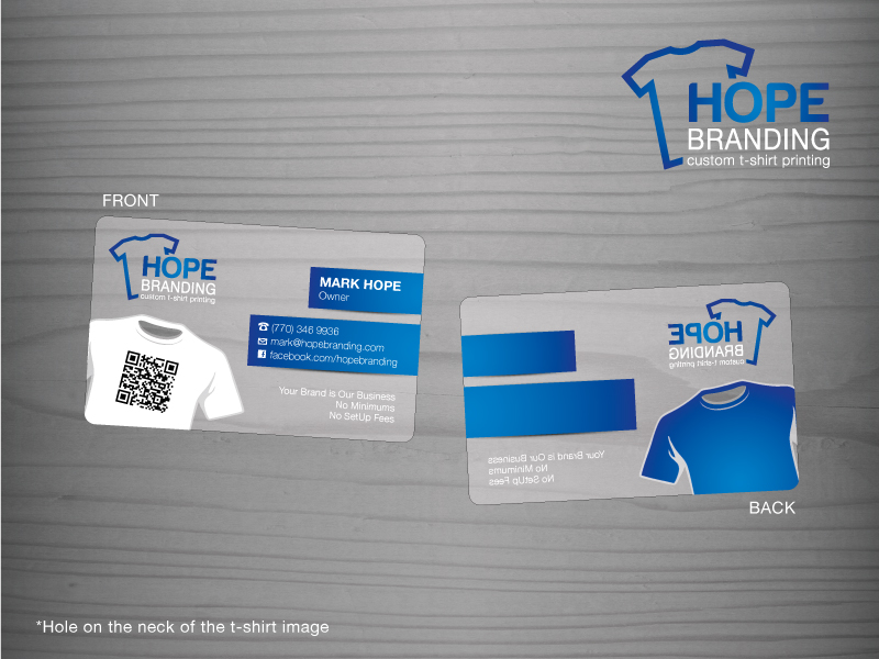 Bold, Modern, Credit Card Business Card Design for a Company by ...