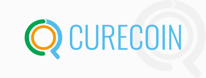Modern, Serious, Health Logo Design for Curecoin by leo
