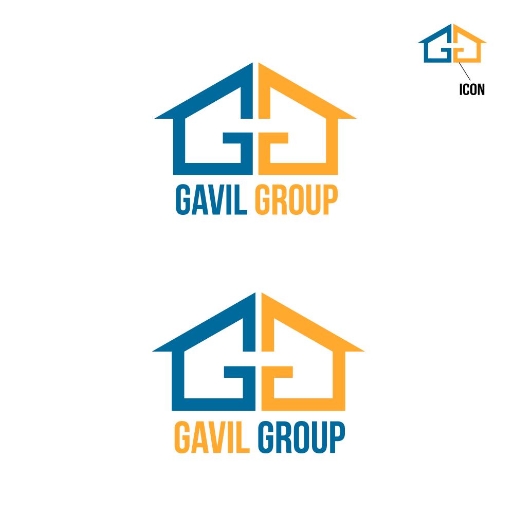 Modern, Professional, Property Logo Design for Gavil Group