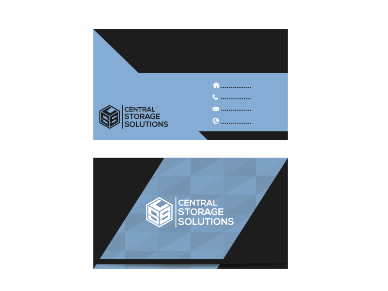 Bold, Serious, Self Storage Logo Design for Central Storage ...