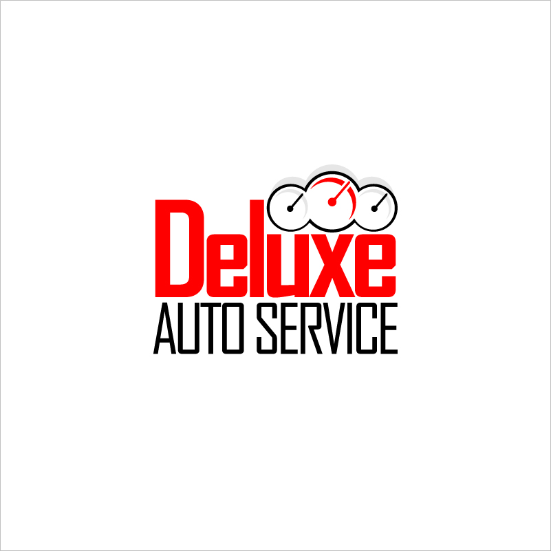 modern masculine stationery design for deluxe auto service by rh designcrowd com Auto Workshop Logo Auto Parts Logo