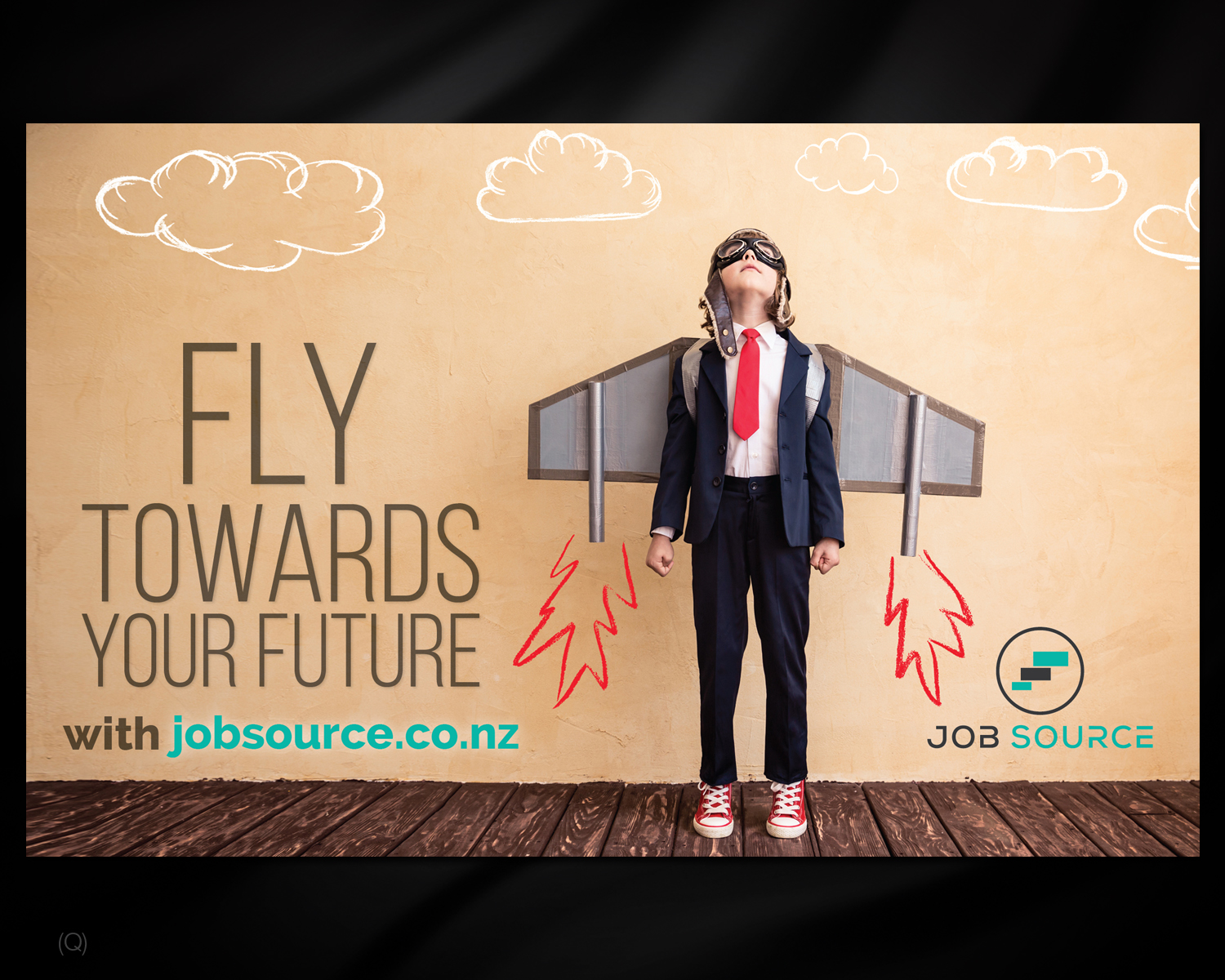 48 playful advertisement designs recruitment for Design source limited