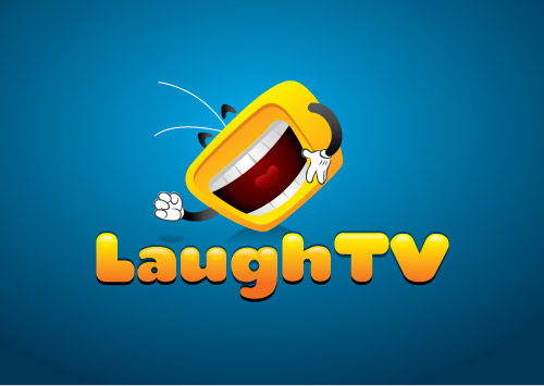 Logo Design Design For Laugh Tv Ltd A Company In New Zealand