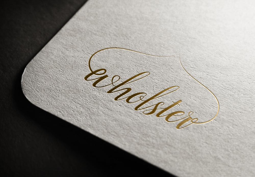 Modern, Upmarket, Fashion Logo Design for WHOLSTER by