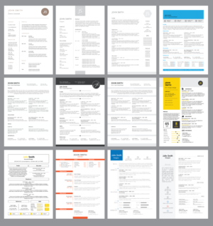 Resume Design by COO COO design