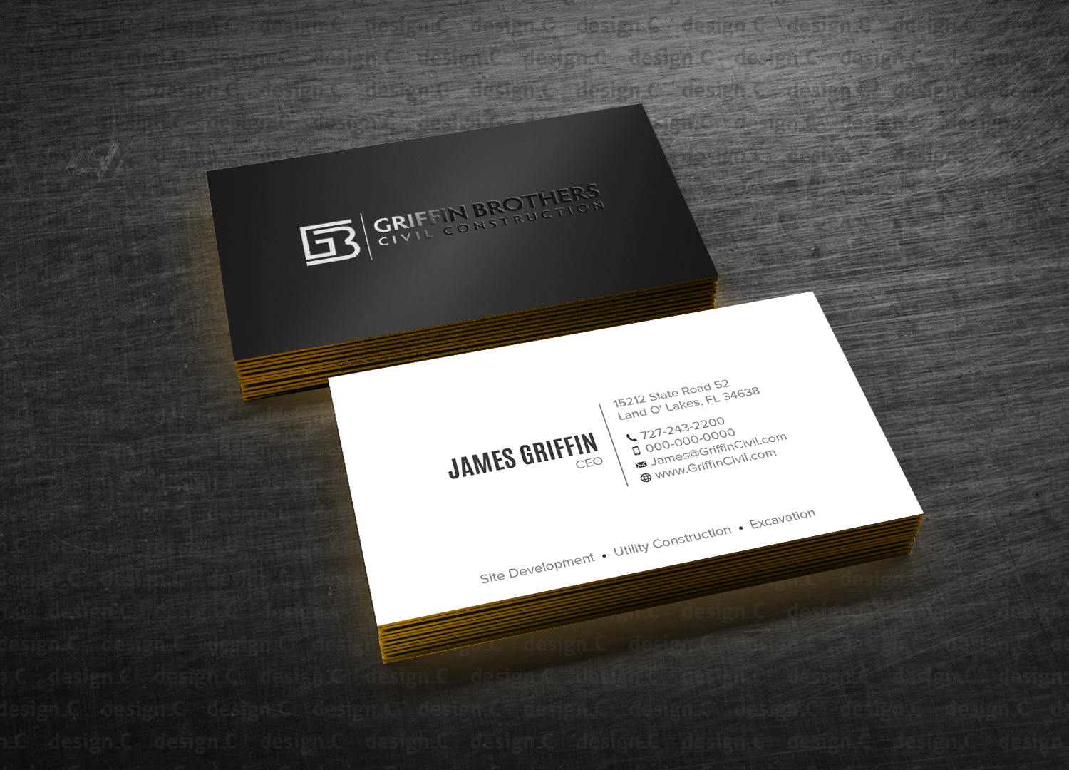 Bold serious business business card design for a company by bold serious business business card design for a company in united states design 14931483 reheart Images