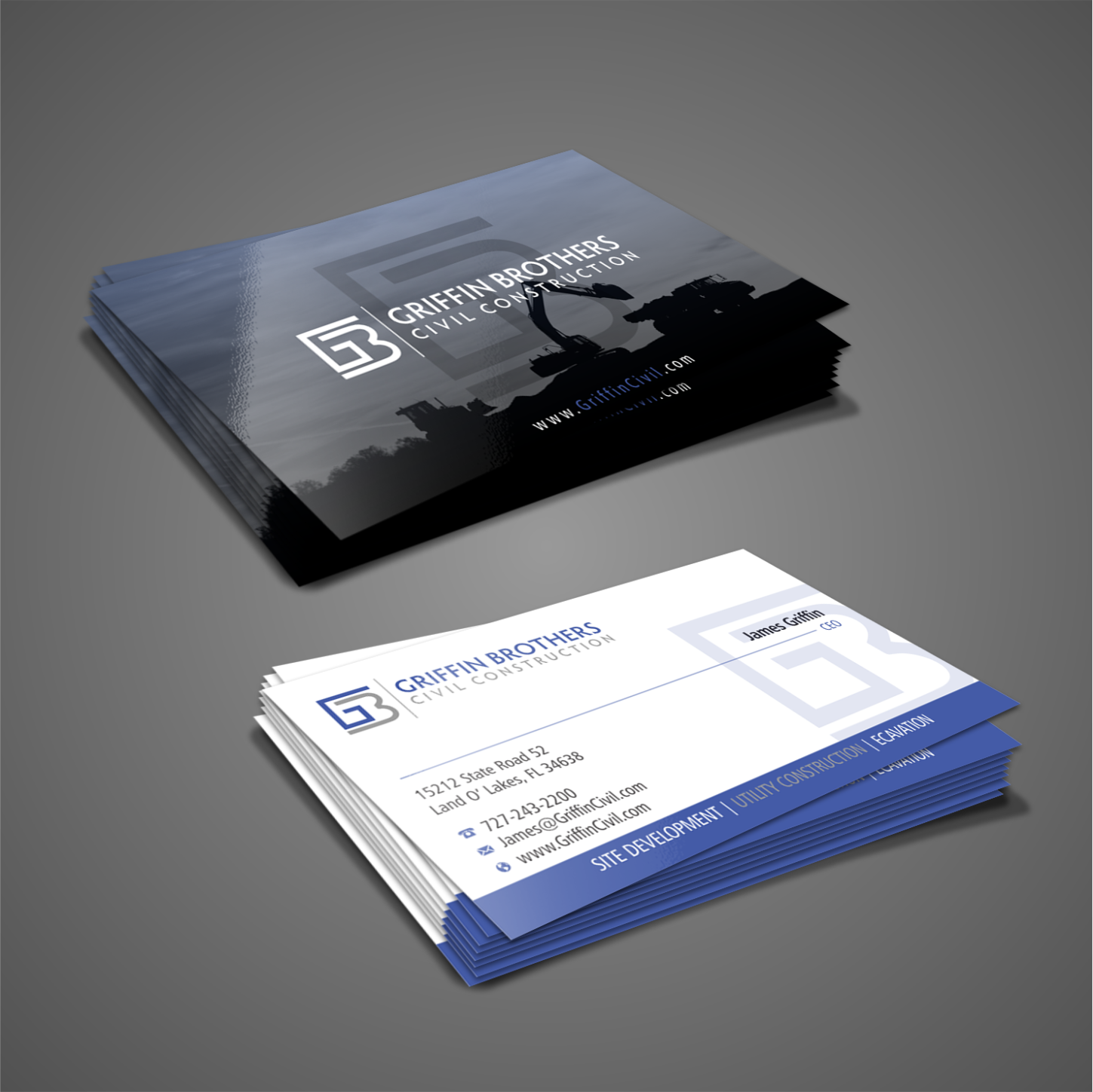 Bold serious business business card design for a company by bold serious business business card design for a company in united states design 14880496 reheart Images