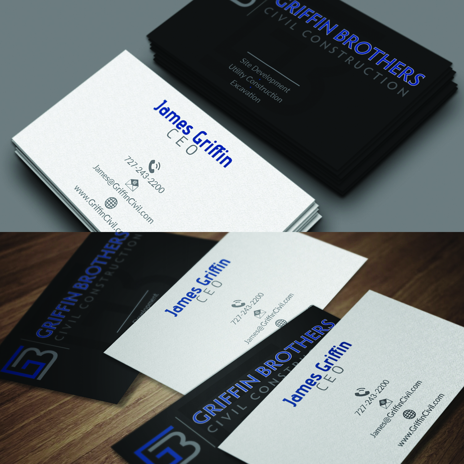 Bold serious business business card design for a company by momo business card design by momoothoi for this project design 14828177 colourmoves