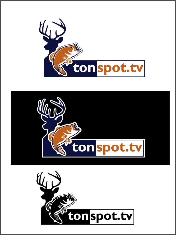 508 Modern Masculine Television Station Logo Designs For