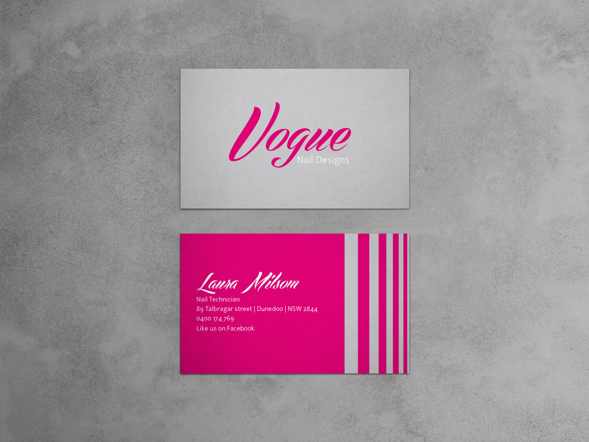 Bold, Modern, Business Business Card Design for a Company by ...