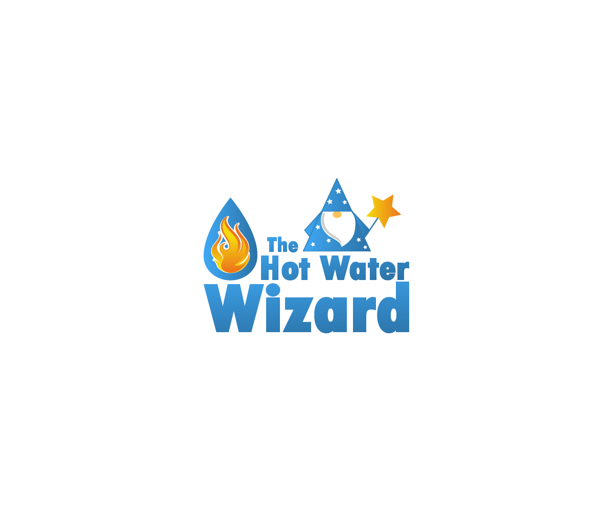 Logo design for mister water heater by dxp design 2542373 for Logo creation wizard