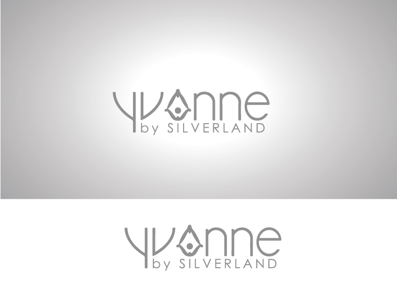 Serious Elegant Jewelry Store Logo Design for Yvonne by SILVERLAND