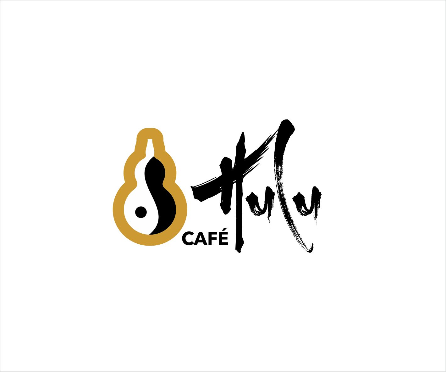 Trendy Logo for a coffee shop in China by 999team