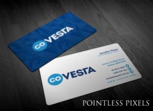 209 elegant business card designs financial business card design business card design by pointless pixels india for covesta design 14814616 colourmoves