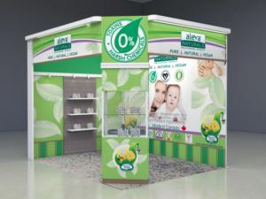 elegant modern trade trade show booth design by acepcuyana - Trade Show Booth Design Ideas