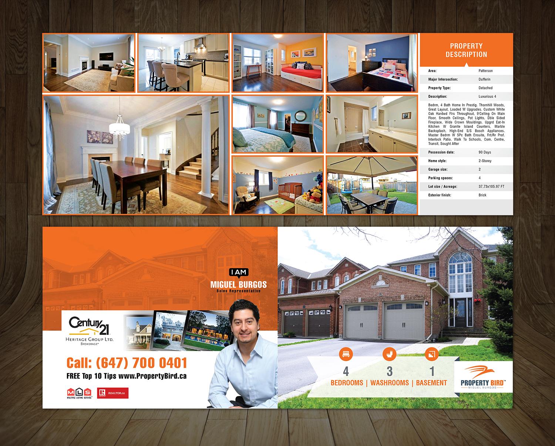 Flyer Design By Designanddevelopment For Real Estate Sales Representative    Design #14941402