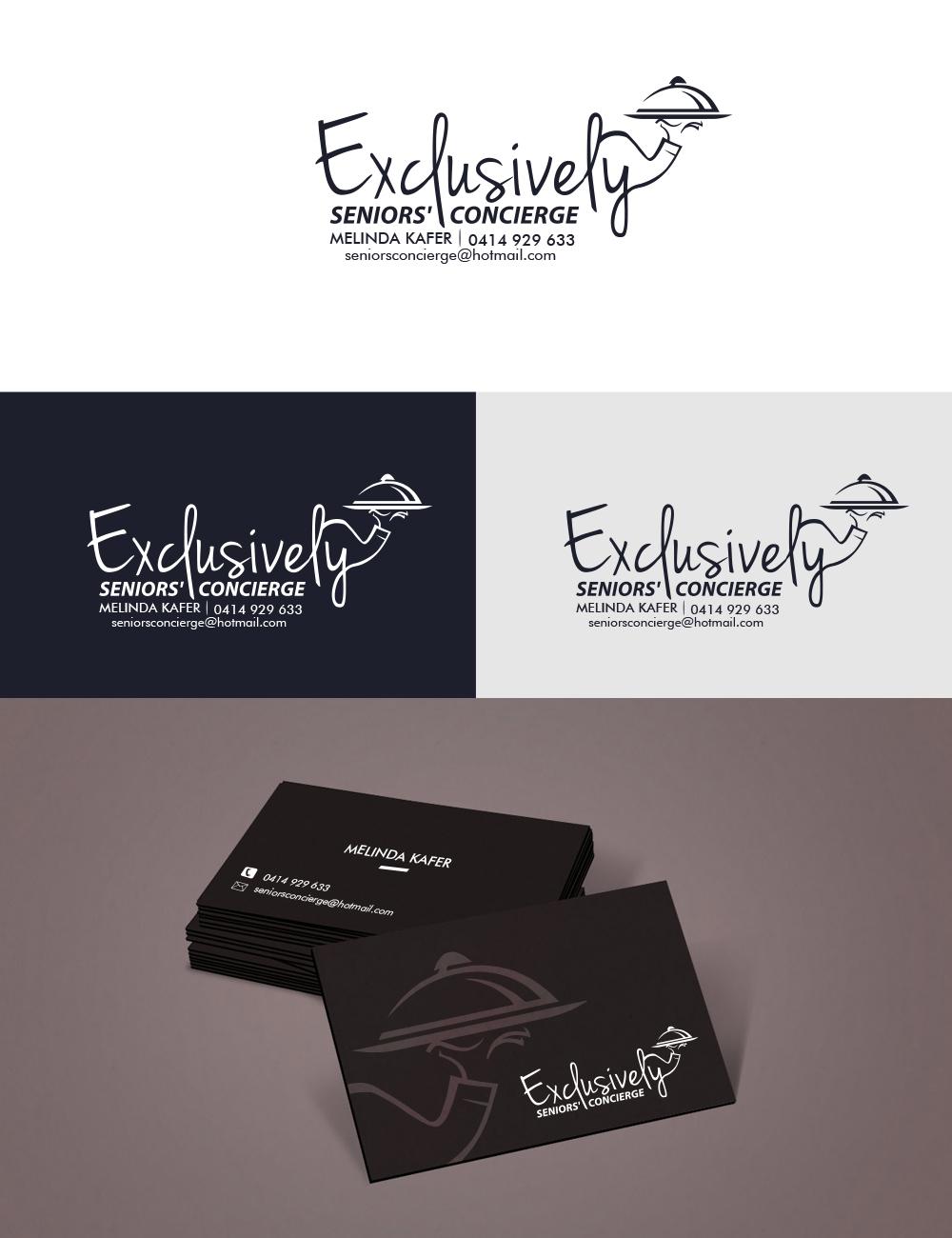 Elegant serious delivery service logo design for exclusive seniors elegant serious delivery service logo design for a company in australia design 14864113 colourmoves