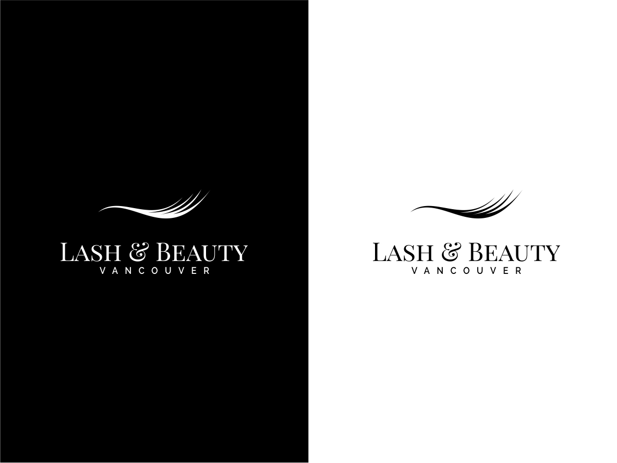 Elegant modern business logo design for lash beauty by michael