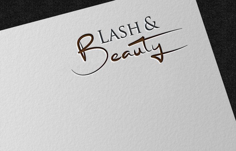 Elegant modern business logo design for lash beauty by probiz