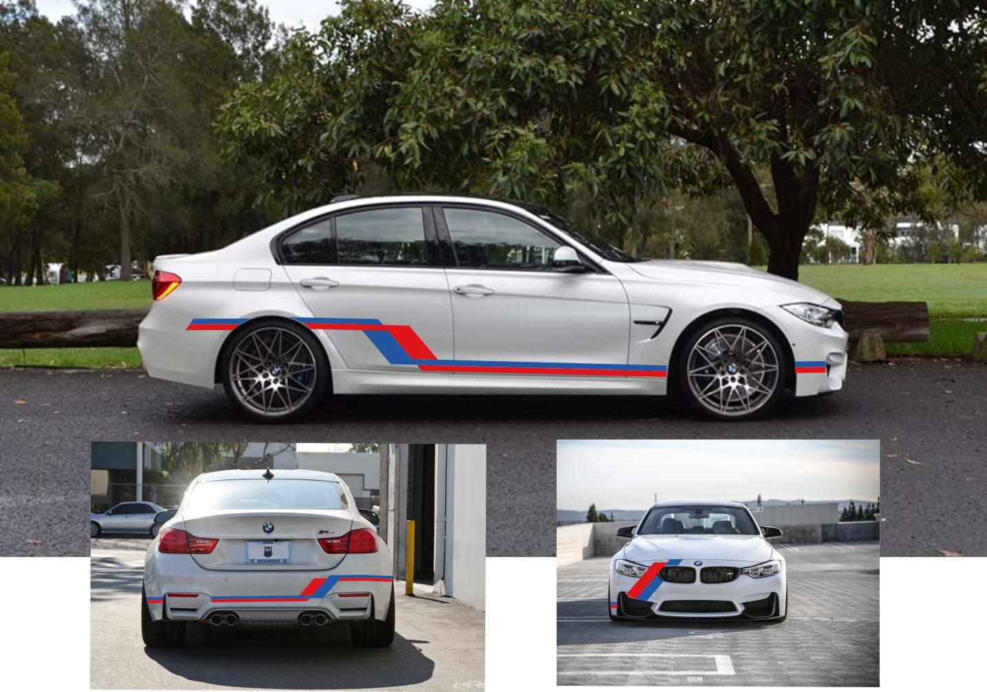 Upmarket Elegant Automotive Sticker Design For Large Format