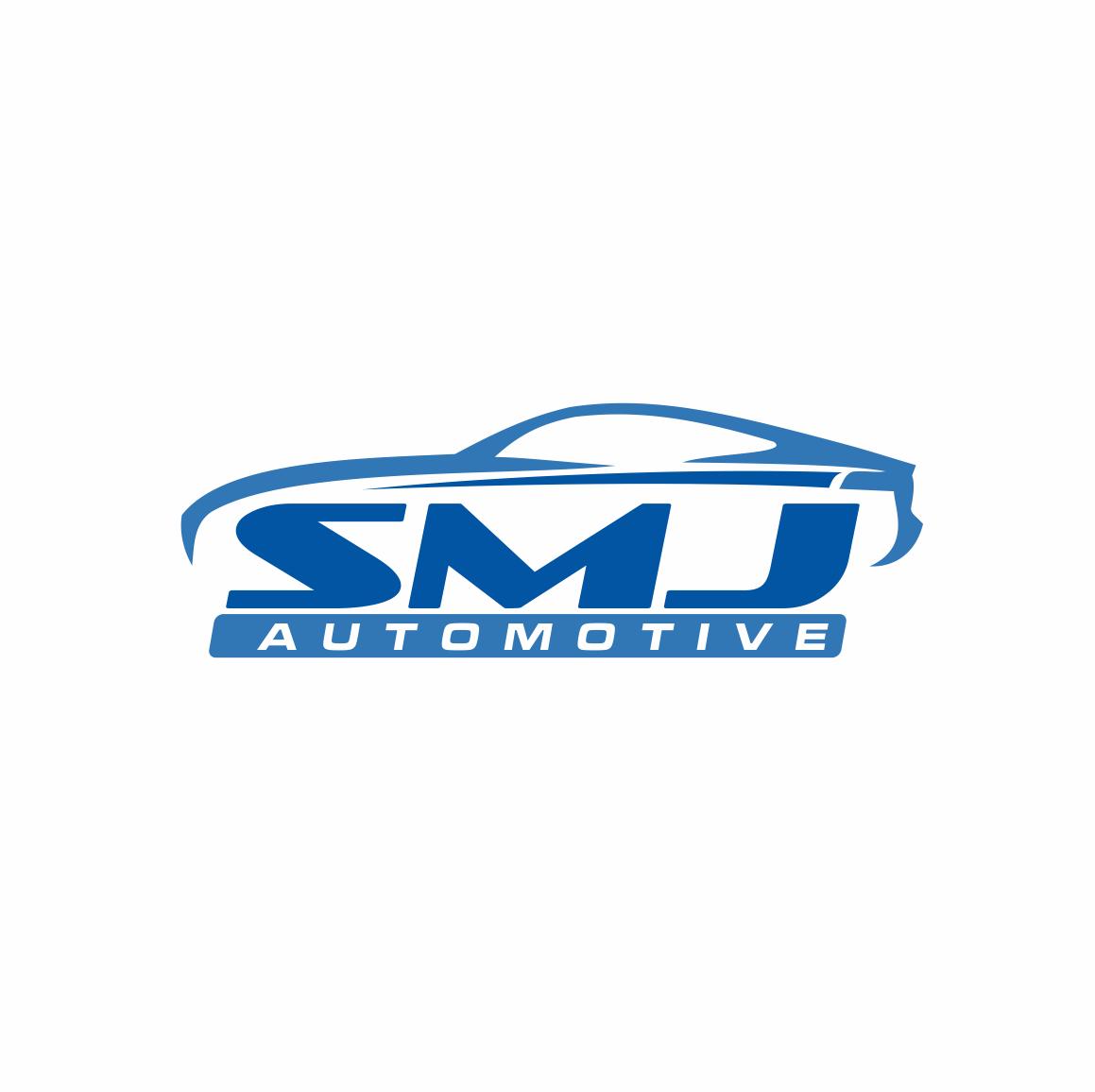 conservative professional mechanic logo design for smj automotive rh designcrowd com sg mechanic logo design mechanic logo design