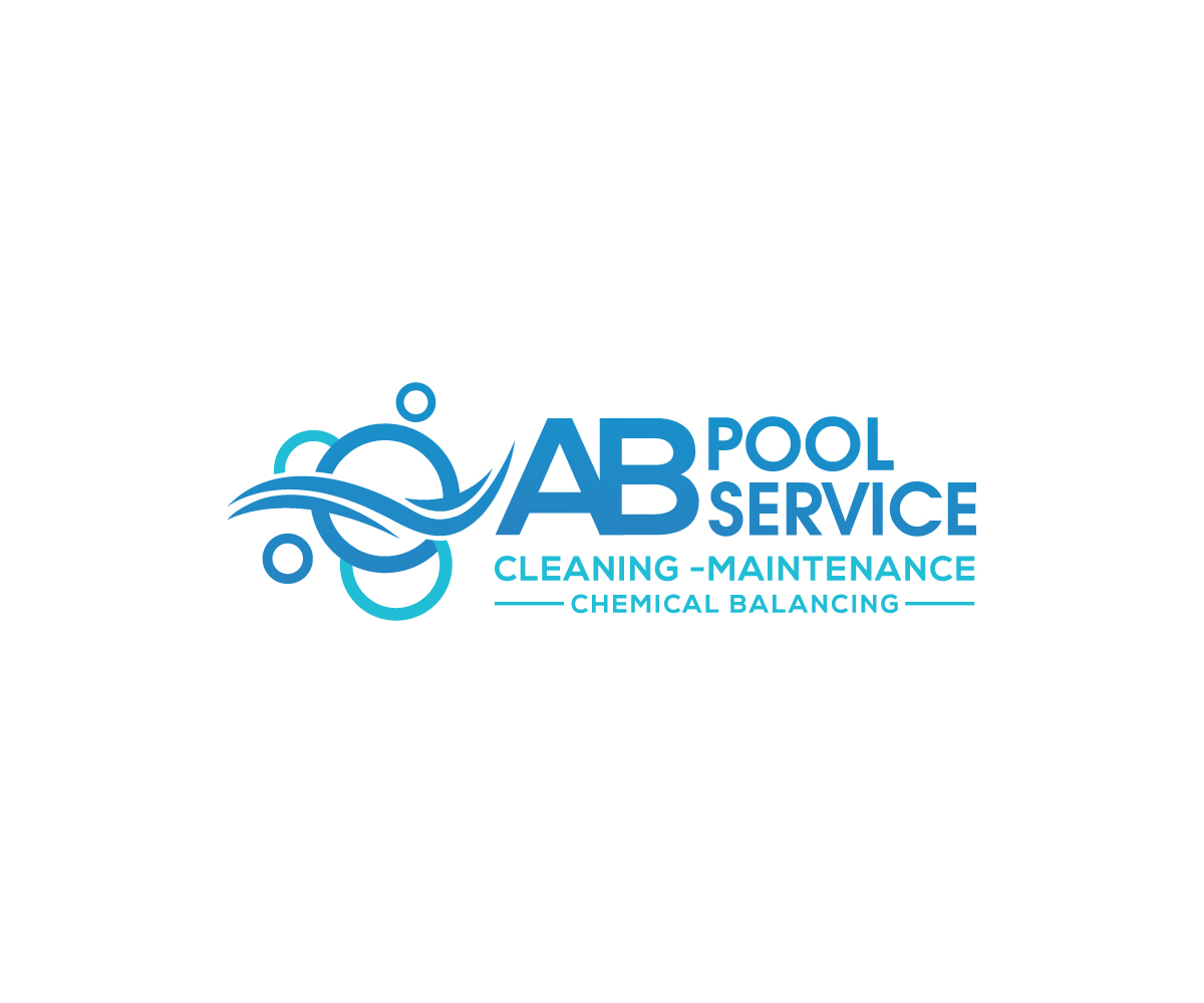 pool cleaning logo. Unique Pool Logo Design By Creativemood438 For AB Pool Service  14991831 In Cleaning
